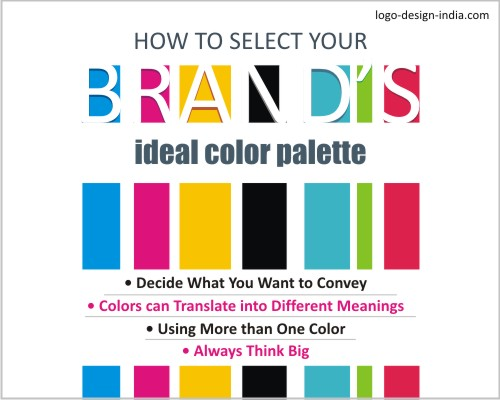 How To Select Your Brand S Ideal Color Palette