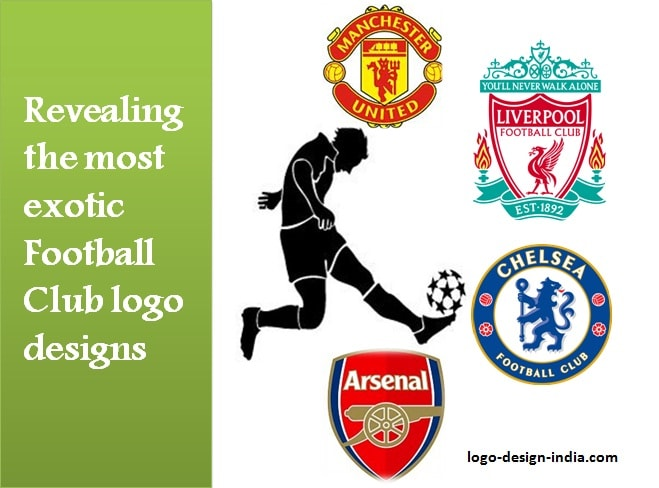 five most famous football logos