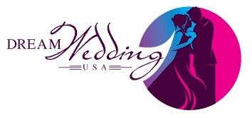The In Fashion Romantic Idea Of Marriage Logo Design