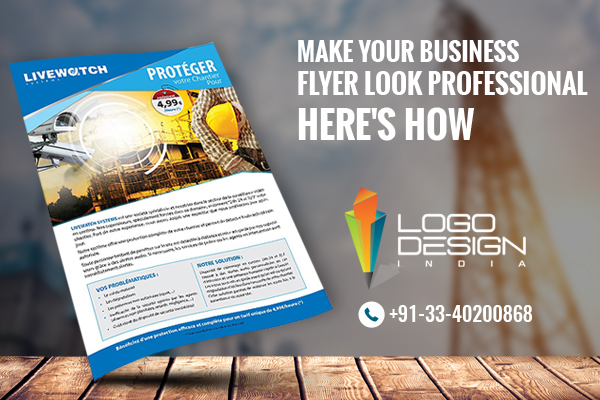 make your business flyer look professional here s how