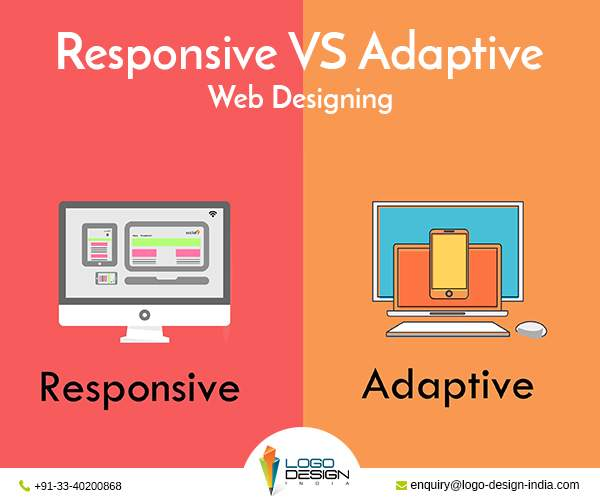 Adaptive Vs Responsive Web Designing